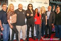 Gene Simmons & Wolfgang Puck Host Rocktoberfest Red Carpet Gala #53