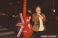 Peter Asher, Grammy Award Winner, Sign Gibson Guitar on Sunset #9
