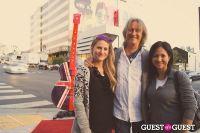 Peter Asher, Grammy Award Winner, Sign Gibson Guitar on Sunset #18
