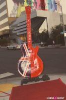 Peter Asher, Grammy Award Winner, Sign Gibson Guitar on Sunset #19