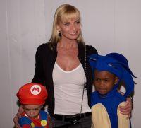 Courteney Cox Playstation Halloween Bash #37
