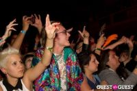 Sonar on tour:  Die Antwoord + Azari & III #47