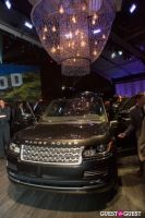 Jaguar and Land Rover Unveil Event at Paramount Studios #23