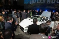 Jaguar and Land Rover Unveil Event at Paramount Studios #27