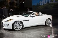 Jaguar and Land Rover Unveil Event at Paramount Studios #33