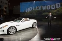 Jaguar and Land Rover Unveil Event at Paramount Studios #34