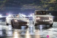 Jaguar and Land Rover Unveil Event at Paramount Studios #37