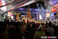 5th Annual Holiday Tree Lighting at L.A. Live #71