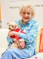 Betty White Hosts L.A. Love & Leashes 1st Anniversary #13