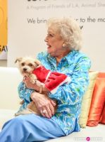 Betty White Hosts L.A. Love & Leashes 1st Anniversary #16