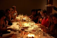 The Supper Club NY hosts Hilary Rowland's Birthday Party #2