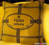 Fendi Casa Luxury Living & Elle Decor Honor Andy Warhol #42