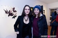 Galerie Mourlot Livia Coullias-Blanc Opening #134