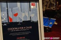 Cocktails For A Cause With The Madison #9