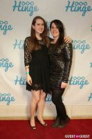 Arrivals -- Hinge: The Launch Party #110