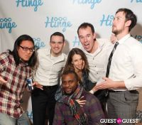 Arrivals -- Hinge: The Launch Party #264