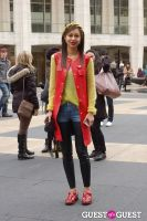 NYFW: Street Style from the Tents Day 5 #7
