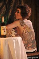 Dr. Sketchy's with Aradia Ador #13
