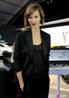 Supermodel Karlie Kloss at Mercedes-Benz - NYFW #9