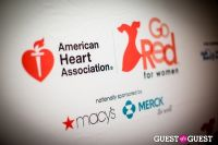 2013 Go Red For Women - American Heart Association Luncheon  #209