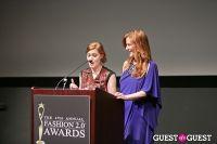 The 4th Annual Fashion 2.0 Awards #167