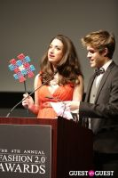 The 4th Annual Fashion 2.0 Awards #206