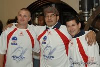 USA Homeless Soccer Team Jersey Presentation at Cipriani Wall Street #16
