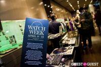 Porsche Design Madison Avenue Watch Week Reception #125