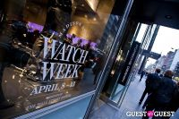 Porsche Design Madison Avenue Watch Week Reception #255
