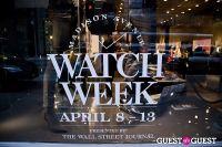 Porsche Design Madison Avenue Watch Week Reception #259