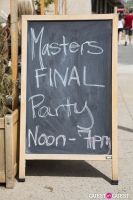 Masters Final Round Party #11
