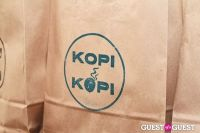 Kopi NYC Restaurant Grand Opening in West Village #29