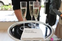 The Knot's Bling & Bubbles Event Tejani Flagship Store #59