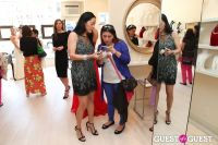 The Knot's Bling & Bubbles Event Tejani Flagship Store #61