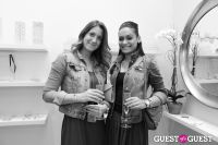 The Knot's Bling & Bubbles Event Tejani Flagship Store #86