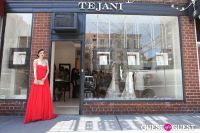 The Knot's Bling & Bubbles Event Tejani Flagship Store #115