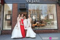 The Knot's Bling & Bubbles Event Tejani Flagship Store #143