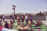 FILTER x Burton LA Flagship Store Rooftop Pool Party With White Arrows  #26