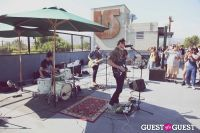 FILTER x Burton LA Flagship Store Rooftop Pool Party With White Arrows  #36