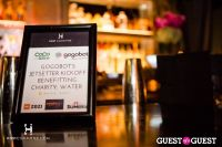 Host Committee Presents: Gogobot's Jetsetter Kickoff Benefitting Charity:Water #72