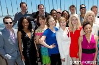 Tony Award Nominees Photo Op Empire State Building #21