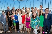 Tony Award Nominees Photo Op Empire State Building #22