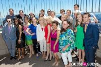 Tony Award Nominees Photo Op Empire State Building #28