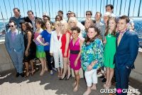 Tony Award Nominees Photo Op Empire State Building #29