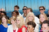 Tony Award Nominees Photo Op Empire State Building #30