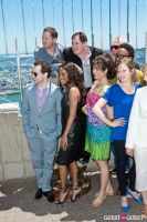 Tony Award Nominees Photo Op Empire State Building #33