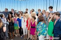 Tony Award Nominees Photo Op Empire State Building #35