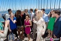 Tony Award Nominees Photo Op Empire State Building #37