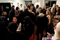 Anthony Fisher Recent Works opening at Galerie Mourlot #1