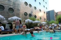 Sunset Swimclub Mondays at the Dream Hotel downtown #92